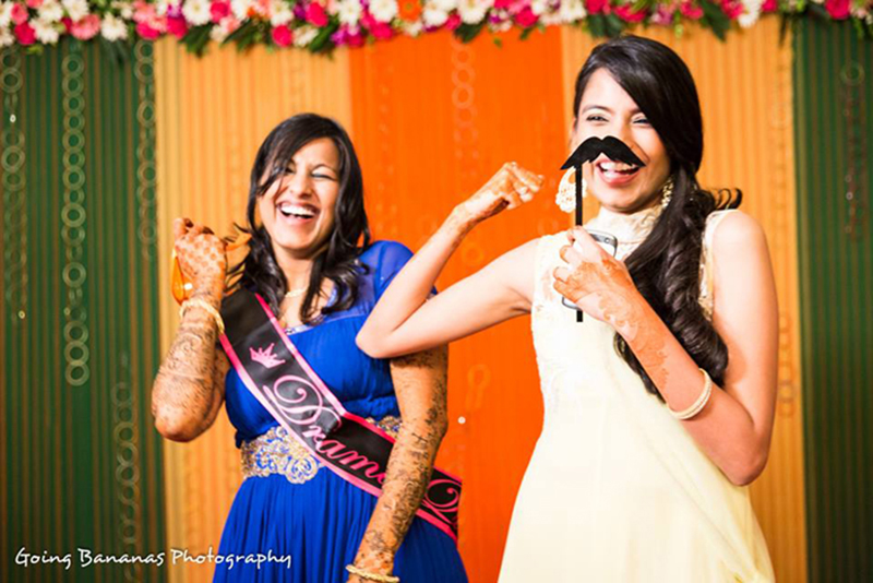 Ideas to entertain guests in Mehendi Function