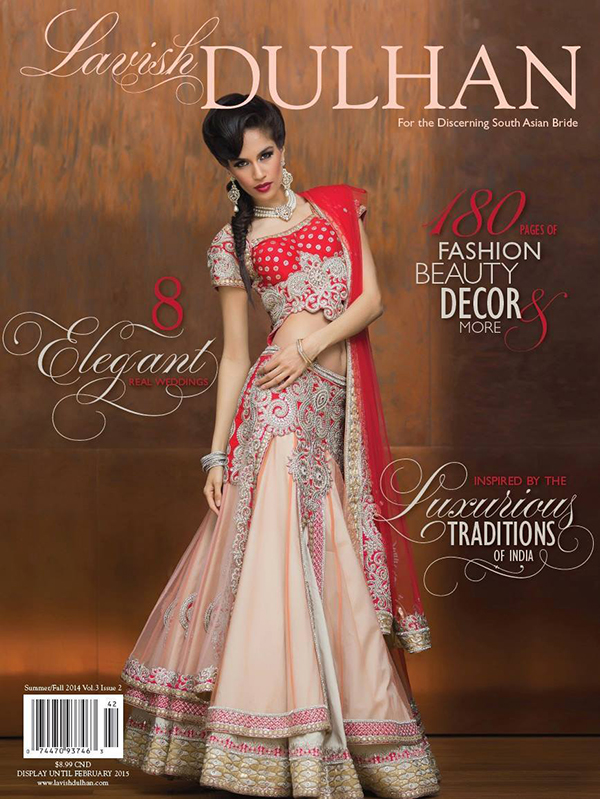 Indian Bridal Magazines to inspire the brides for their wedding look