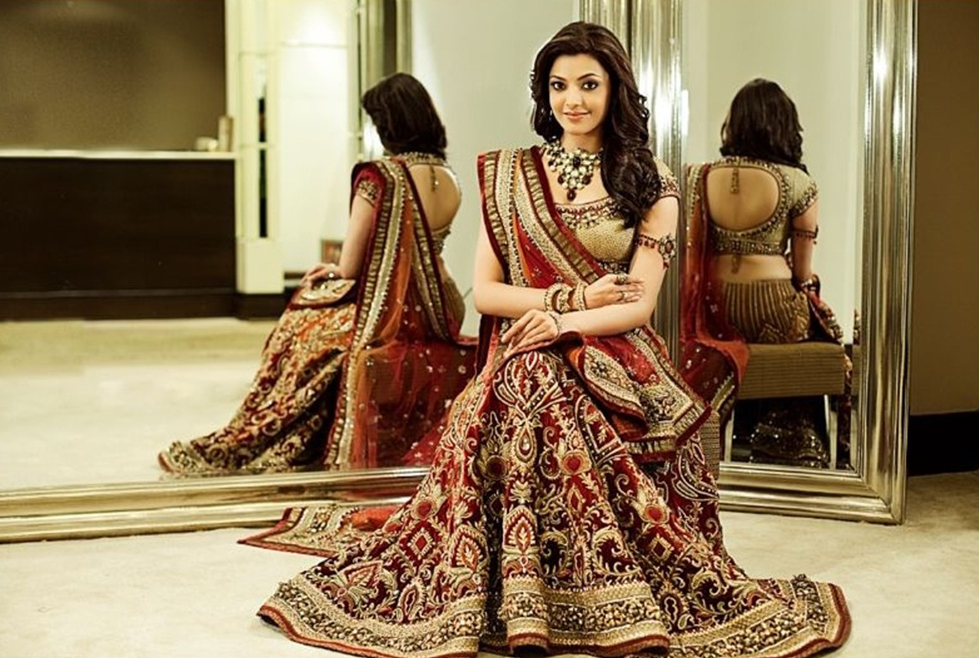 Indian wedding dresses for girls
