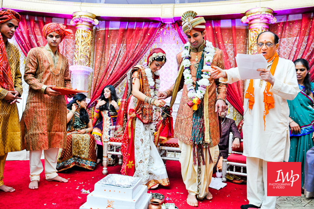 Saat Feras of Hindu Weddings