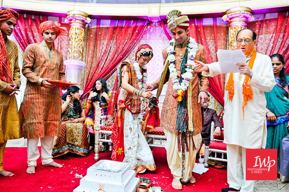 Saat Feras of Hindu Weddings