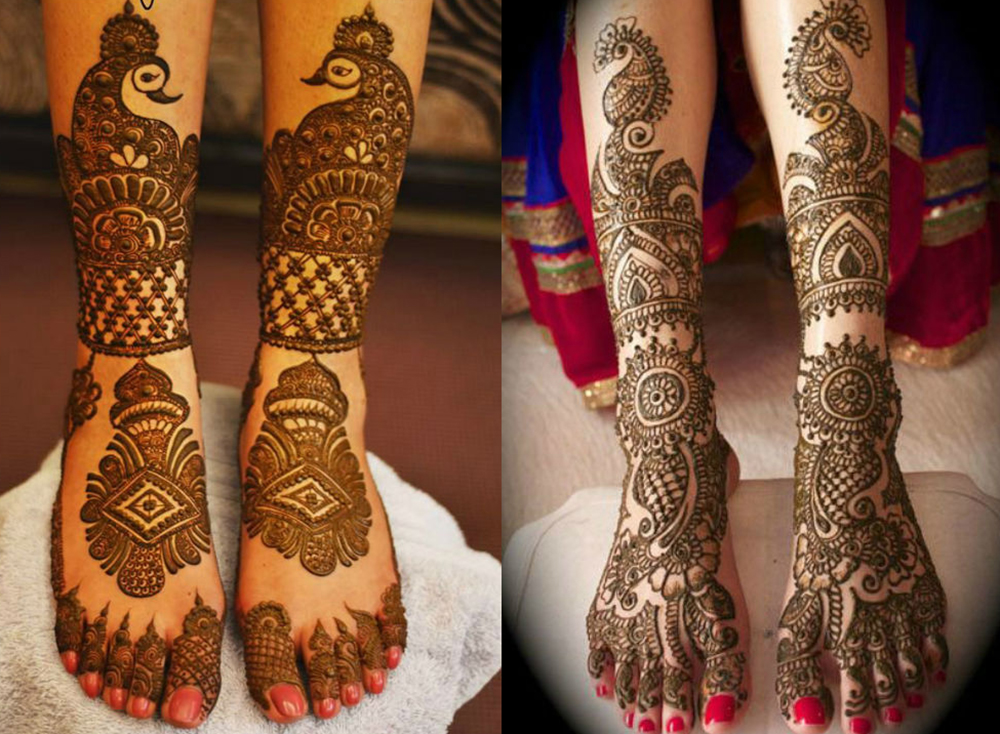 Mehndi Bridal Mehndi Design : Mehndi design eye catching bridal mehendi designs henna