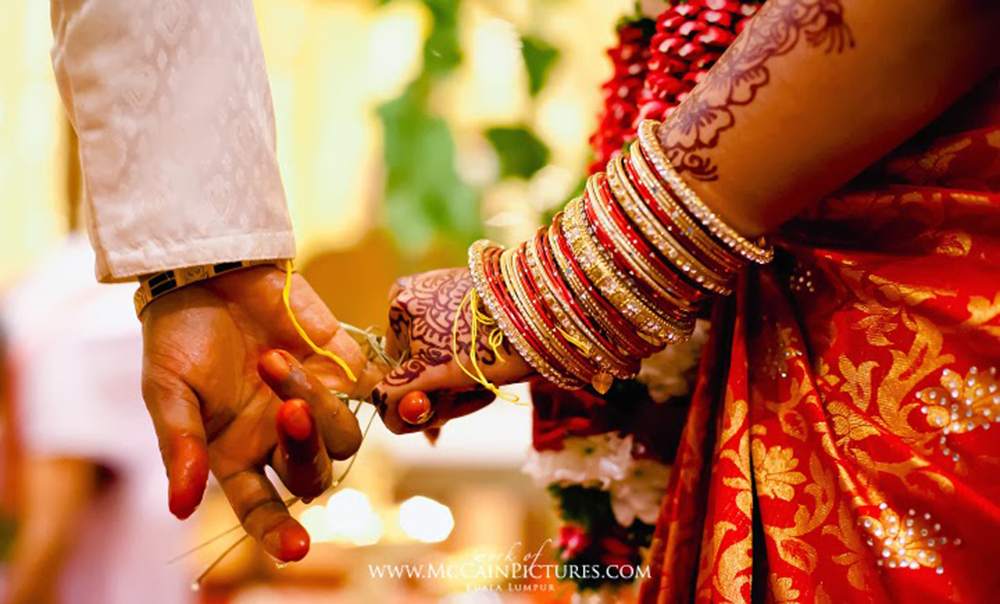 Hindu Wedding Vows
