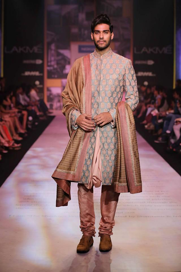 Sherwani for Indian Groom