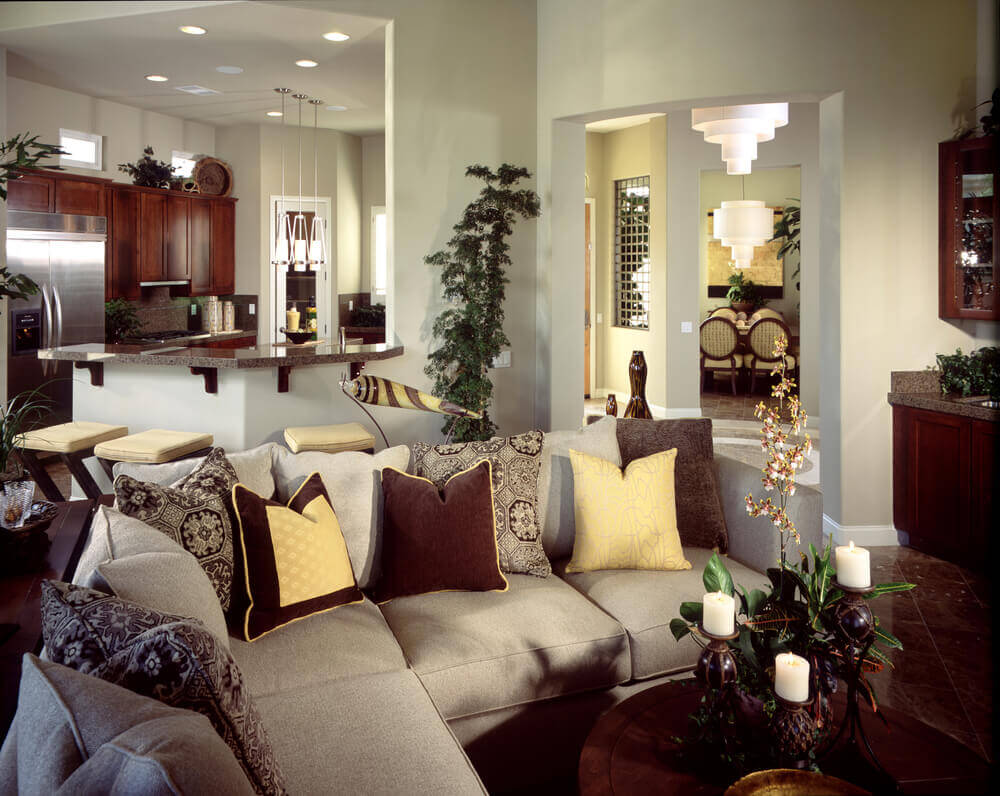 Elegant Interior Designs to Suit Your New Home
