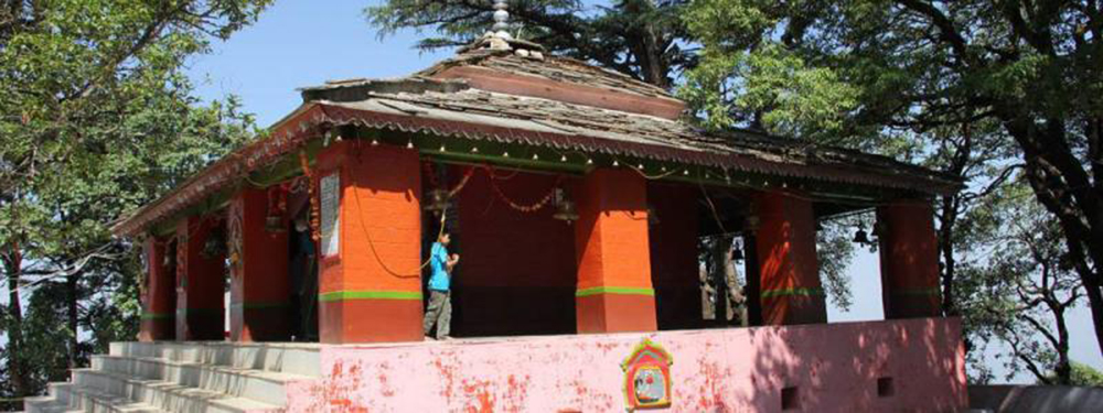 Dunagiri Temple in Almora