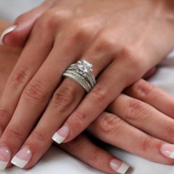 Wedding Rings for Her