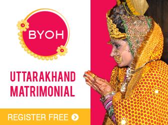 Best Uttarakhand Matrimonial