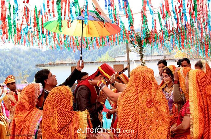 traditional kumaoni wedding rituals traditional kumaoni