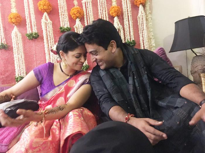 Kavita Kaushik's wedding in Badrinath, Uttarakhand