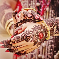 Wedding Mehandi Designs